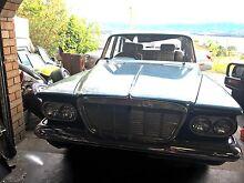 1962 Chrysler Valiant S Series Sedan (Whole & Parts) Wollongong Wollongong Area Preview