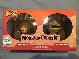 FUNKO-DORBZ-MONSTER-CEREALS-FRUIT-BRUTE-YUMMY-MUMMY-SHOP-EXCLUSIVE-2-PACK-LE2000