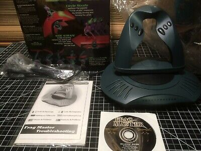 Thrustmaster Frag Master FPS Joystick with Box - 1990's gaming shooter