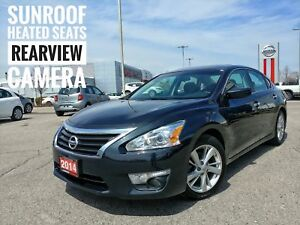 2014 Nissan Altima 2.5 SV Navigation Heated Seats  FREE Delivery