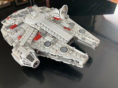 LEGO Star Wars Midi-Scale Millennium Falcon 7778 009 Assembled 2009