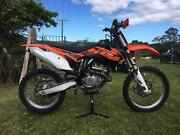 2013 KTM350SXF Maryland Newcastle Area Preview