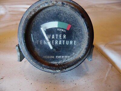 John Deere Farm Tractor 12 Volt Temperature Gauge