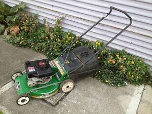 Masport Commercial Lawnmower + Catcher. Just serviced + Warranty Sunshine North Brimbank Area Preview