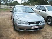 Classic Australian 2006 Ford Falcon Sedan - excellent condition! Kensington Bundaberg Surrounds Preview