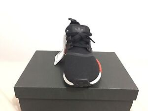 Adidas NMD R1 Black/Red US9 West Melbourne Melbourne City Preview