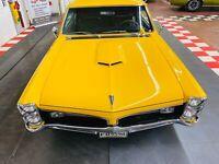 Miniature 10 Voiture Américaine de collection Pontiac GTO 1967