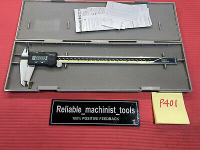 Excellent Mitutoyo Japan Made 12 In Absolute Digital Caliper P401