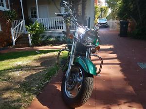 Kawasaki VN1500 Nomad Bagger