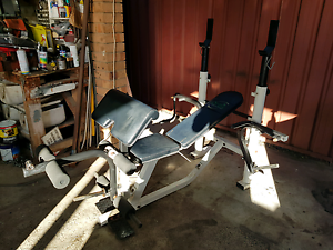 Weight bench Hammondville Liverpool Area Preview