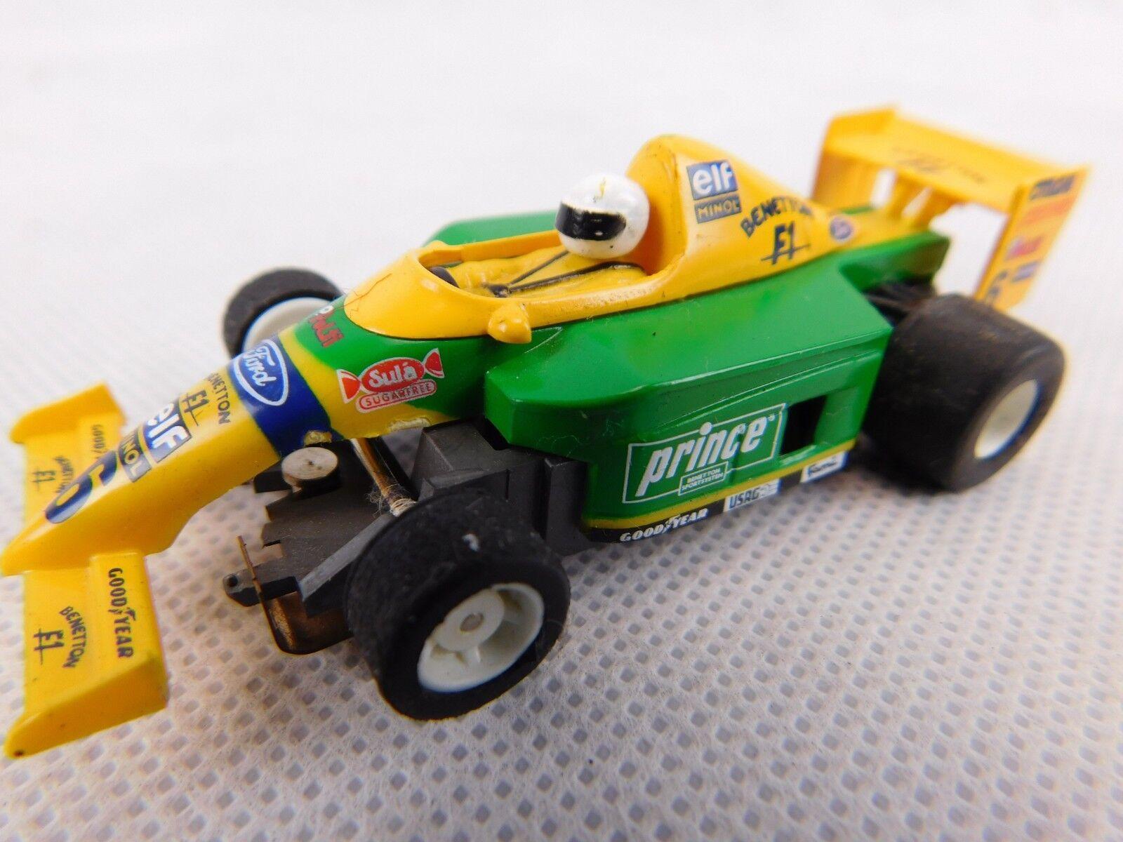 FALLER AMS / TYCO Model Rennwagen Auto PKW Slotcar Formel 1 Fahrzeug H0 1:87 #11
