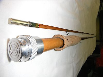 CLEARANCE Malcolm Grey of Alnwick 4 Piece Rod 10/' #5