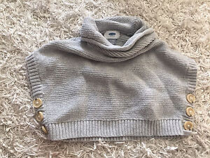 Girls old navy cowl neck sweater 12-18m