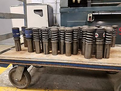 Miscellaneous Wilson Amada And Mate Turret Punch Set Size B
