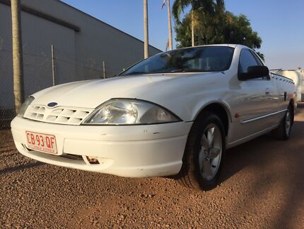 Ford AU Falcon Ute - Icy air, 3 months NT Rego! Berrimah Darwin City Preview