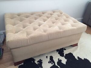 Upholstered Ottoman Pagewood Botany Bay Area Preview
