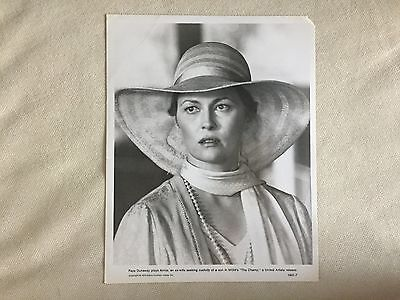 Star  Rare Hollywood Actress  Faye Dunaway In Mgms The Champ Publicity Photo