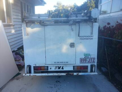 XL Ute Body and 2 Recaro Seats with FREE ute