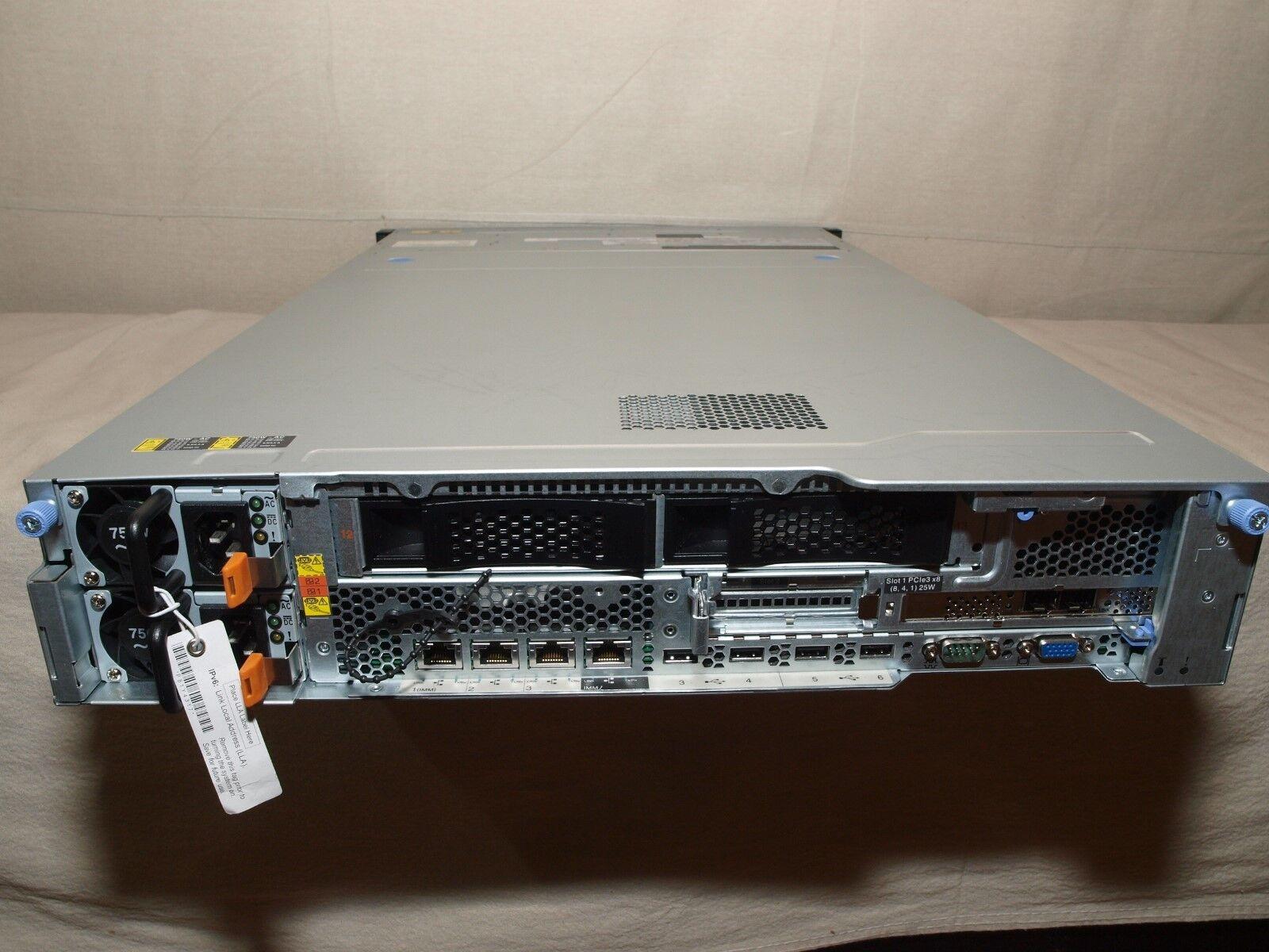 IBM QRadar xx05 G2 Server 4380Q1E - 9x1TB SAS HDD, 64GB RAM - NEW |  Shopping Bin - Search eBay faster