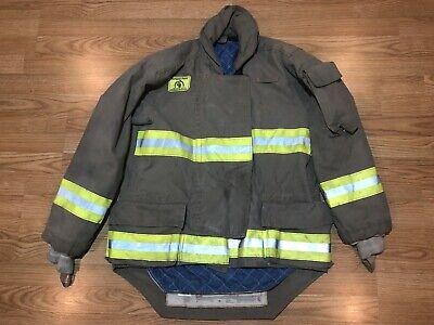 Morning Pride Fire Fighter Turnout Jacket 42 2935 34 Bunker Gear 2756