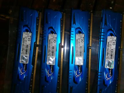 Ram DDR3 32 gb