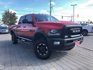 2017 Ram 2500 POWER**SUNROOF**HEATED SEATS**