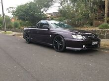 2004 Vy ss ute series 2 Greensborough Banyule Area Preview