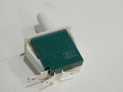 Cherry E68 E68-00a Momentary Plunger Switch 1no 1 Nc 3 Contact 0.1a 125v