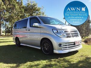2008 Nissan Elgrand 8 Seat Van Burleigh Heads Gold Coast South Preview