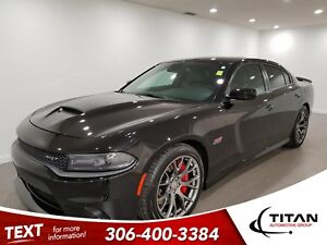 2016 Dodge Charger SRT|V8|CAM|NAV|Leather|Sunroof