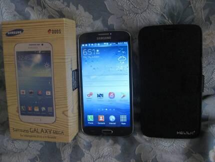 "Samsung Galaxy Mega 5.8"" Dual Sim Smartphone"