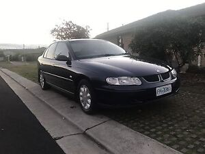 2002 Model HOLDEN COMMODORE VX SERIES II ACCLAIM SEDAN Prospect Vale Meander Valley Preview