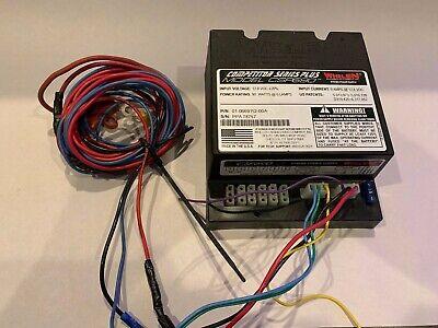 Whelen Csp690 Competitor Series Strobe Power Supply - Good Condition -
