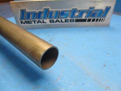 Dom Steel Round Tube 1-14 Od X 6long X .065 Wall--1.250 Od X .065w Dom