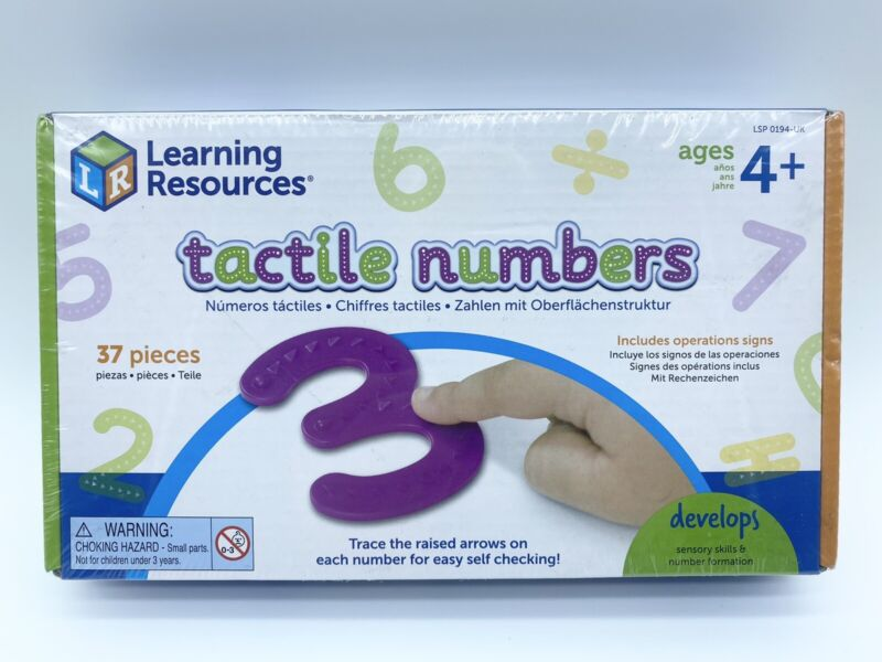 Learning+Resources+Tactile+Numbers+%26+Operations+Signs+Maths+Educational+4%2B