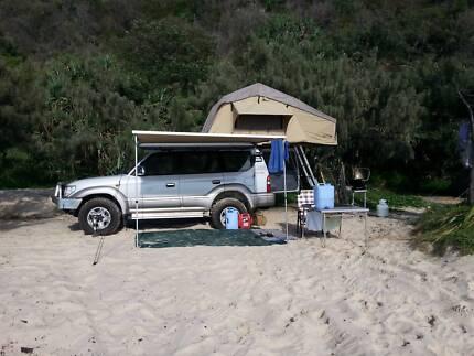 2000 Toyota LandCruiser prado GXL Wagon