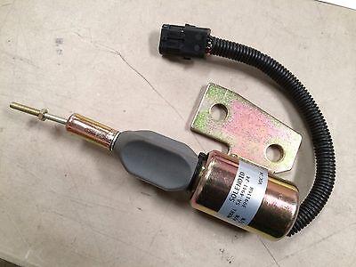 Encourage Shutdown Shutoff Solenoid BLAW KNOX PF-5510, JRB 35SLH SAMSUNG SE130LC
