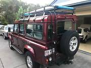land rover roof rack and ladder Thornlands Redland Area Preview