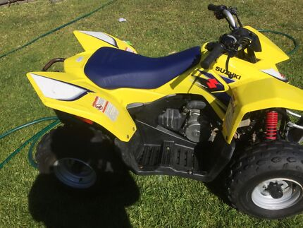 Suzuki LT90 Quad bike Paxton Cessnock Area Preview