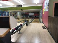 5-pin bowling leagues
