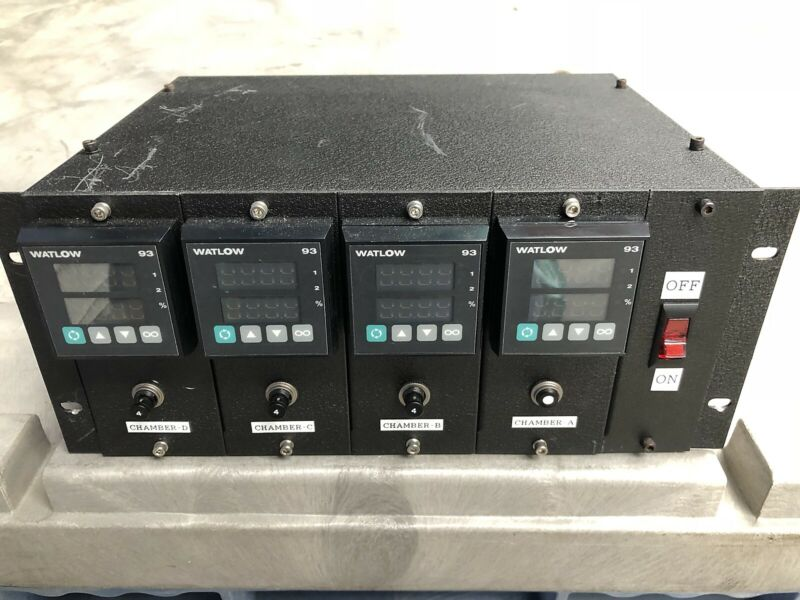 Applied Materials 0010-09803 Temp Control Power Distribution, Assy.