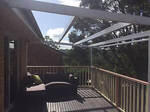 Metal outdoor shelter frame Hornsby Hornsby Area Preview