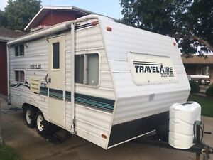 Travelaire Rustler Camper with Bunks