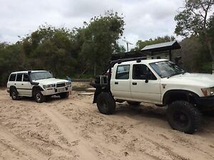 Toyota Hilux LN106 dual cab Kangaroo Point Brisbane South East Preview
