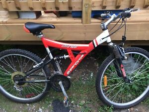 Kalin Supercycle XTI21DS mountain bike