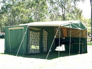 Outback Campers Greenbank Logan Area Preview
