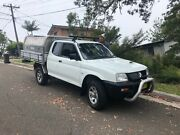 2005 Mitsubishi Triton 4wd space cab Dee Why Manly Area Preview