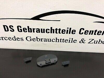 Mercedes CLK Cabrio W208 Schutzrollo Verriegelung Hacken Halter im Kofferraum