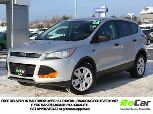 2014 Ford Escape S FWD | ONLY $63/WK TAX INC. $0 DOWN