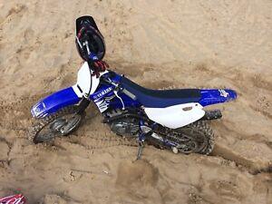 2006 ttr 125cc